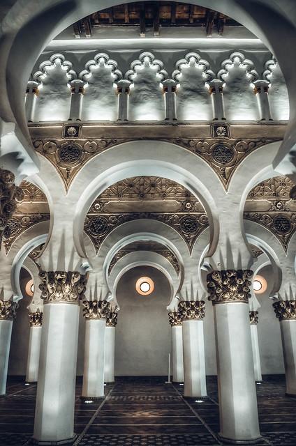 Sinagoga Santa María La Blanca - Toledo