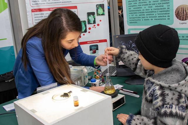 Fiesta de las Ciencias y Tecnologías - Temuco 2019