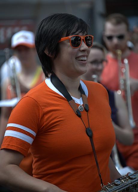 Orange Attire