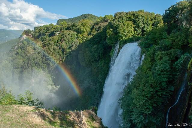 Marmore Falls - Umbria - Italy