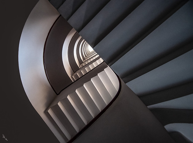 staircase in Rome