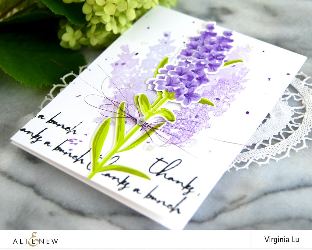 Altenew-Build-a-Flower-Lavender-Virginia#4
