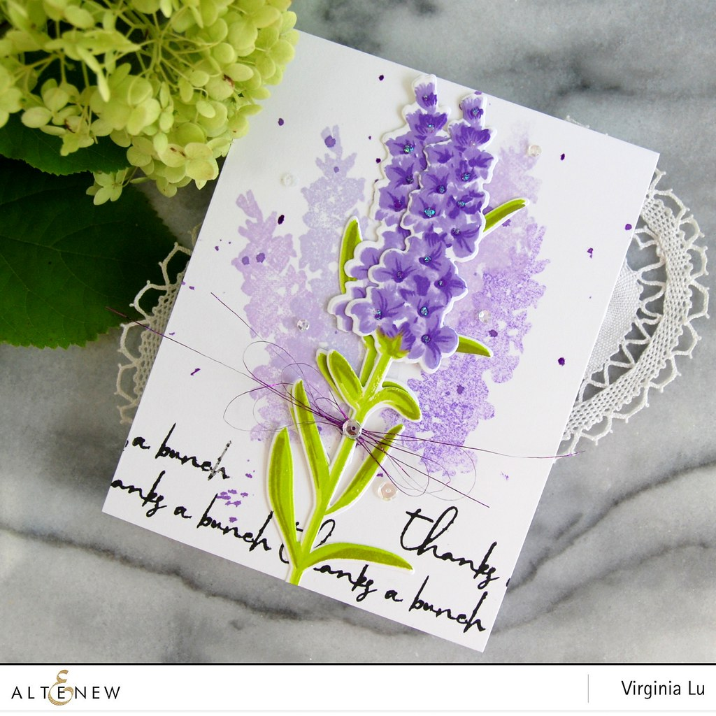 Altenew-Build-a-Flower-Lavender-Virginia#3
