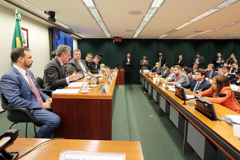 Audiência pública na Comissão do Esporte da Câmara dos Deputados