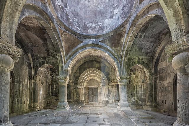 Sanahin Monastery - Սանահին վանք