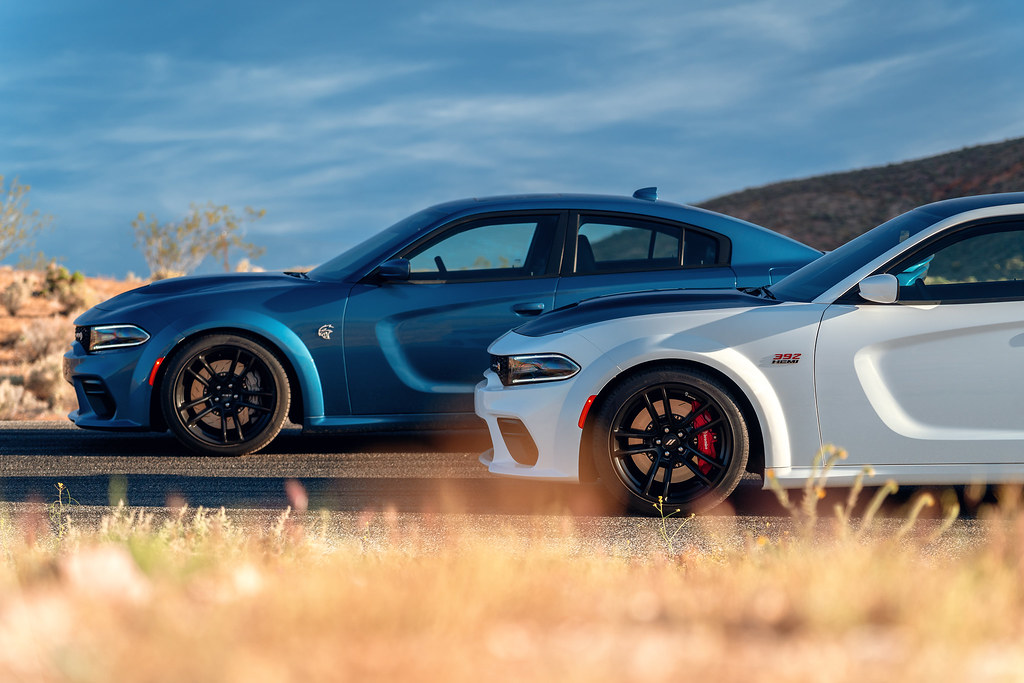 2020 Dodge Charger SRT Hellcat Widebody and Charger Scat Pack Widebody Collection