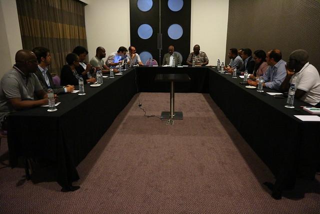 19.10. Missão de Observação Eleitoral da CPLP às Eleições Gerais, Legislativas e Provinciais de Moçambique