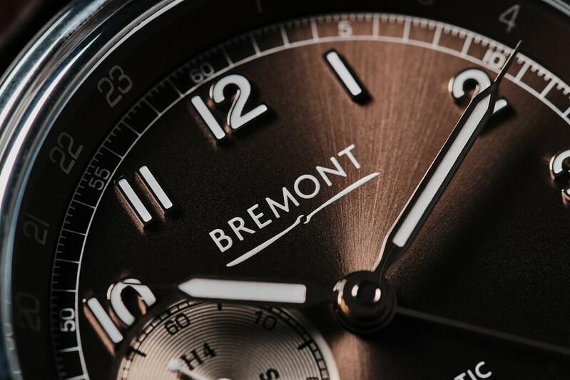 BREMONT H-4 HERCULES PLATINUM 7