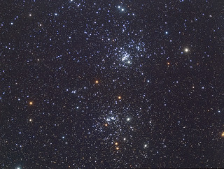 The Double Cluster of Perseus