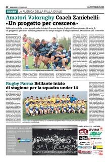 Gazzetta di Parma 09.10.19 - pag. 50