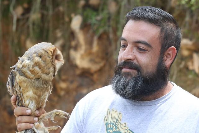 Liberación de Fauna Silvestre en Cerro Viejo