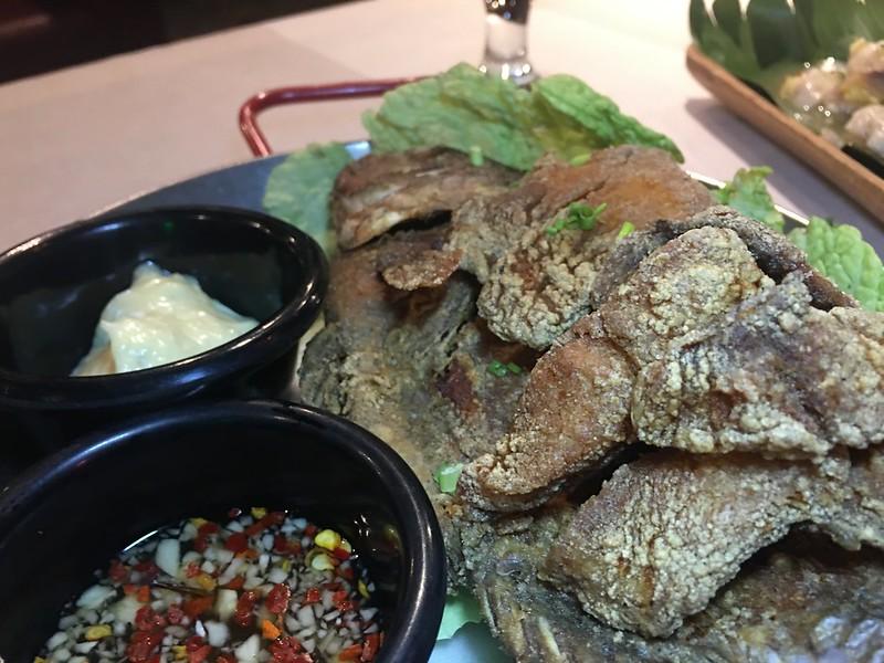 Dampa Seafood Grill, Tomas Morato