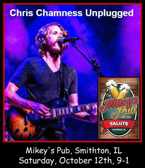 Chris Chamness 10-12-19