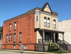 600 E. 42nd St., Chicago. ca. 1880