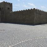 Outer Walls of the Atəşgah of Baku (Baku, Azerbaijan)