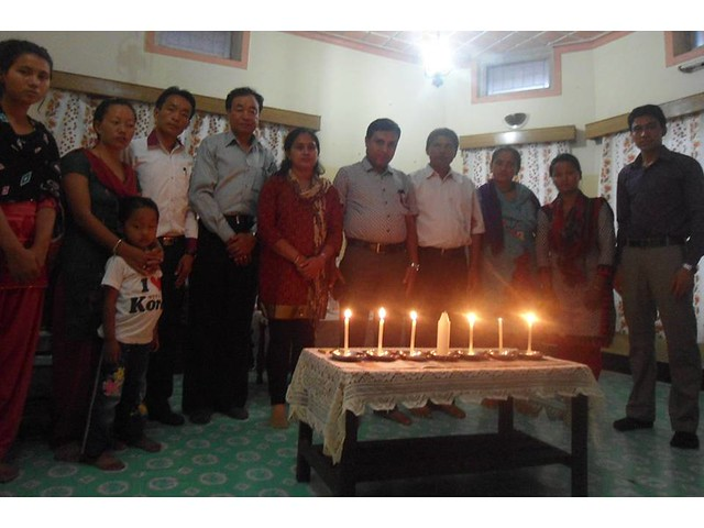 NEPAL-2015-05-02-Slides-Candlelight Memorial for Earthquake Victims