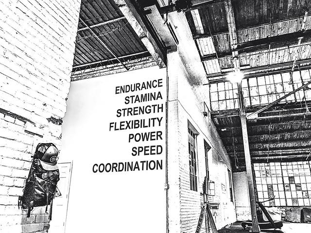 ENDURANCE STAMINA STRENGTH FLEXIBILITY POWER SPEED COORDINATION