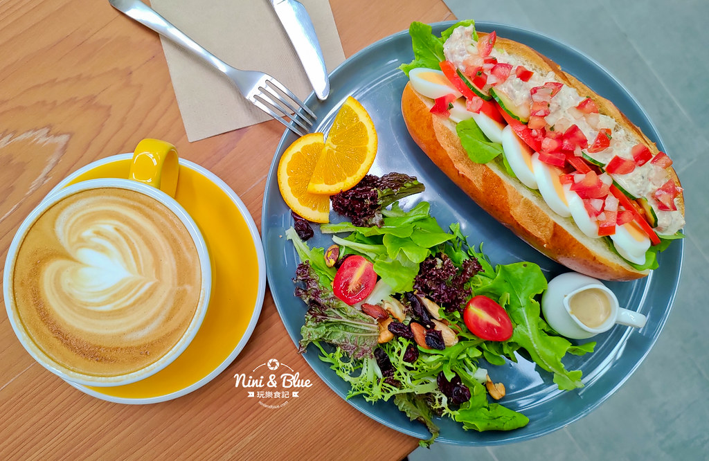 橙黃橘綠.梧棲早午餐11
