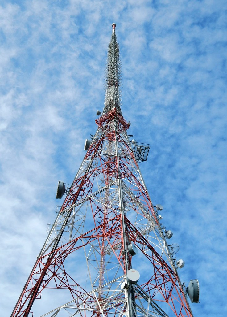 TV Transmission Tower, Artarmon, Sydney, NSW.