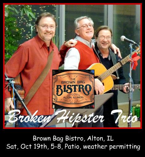 Broken Hipster Trio 10-19-19