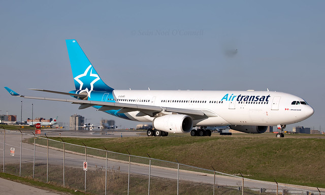 C-GUBD - Airbus A330-243 - YYZ