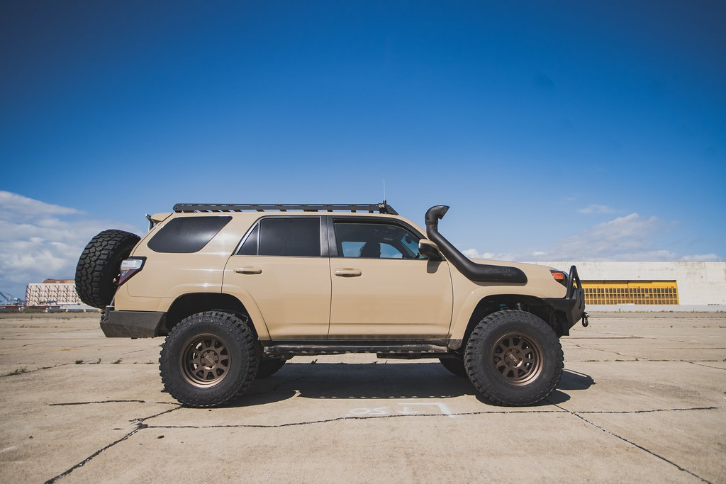 Black Rhino Stadium Rotary Forged Rims Toyota 4runner Trd Flickr