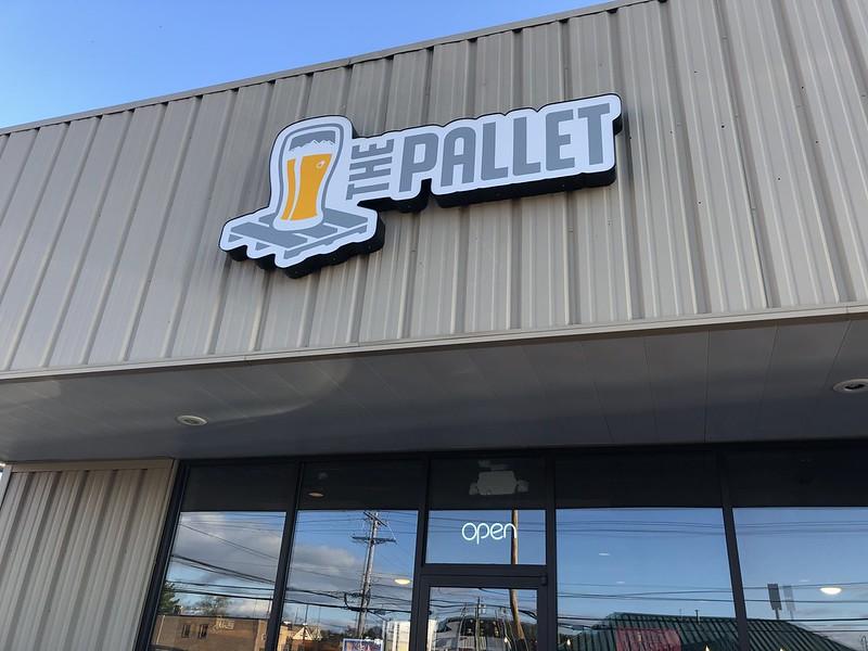 The Pallet Bar
