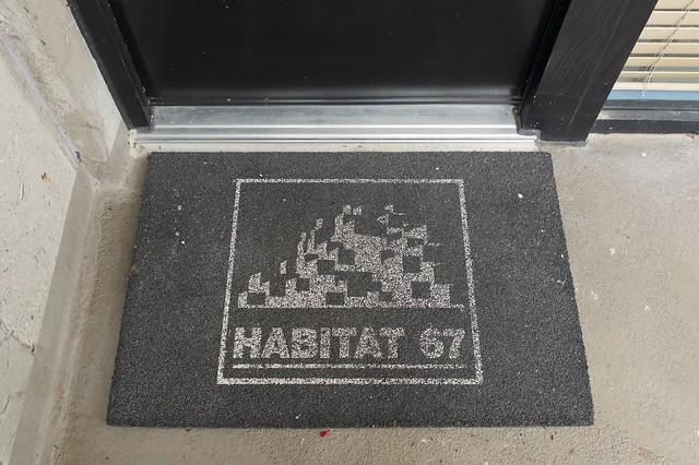Habitat 67 - Doormat