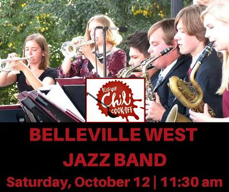 Belleville West Jazz Band 10-12-19