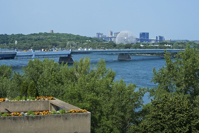 Habitat 67 - The view from here