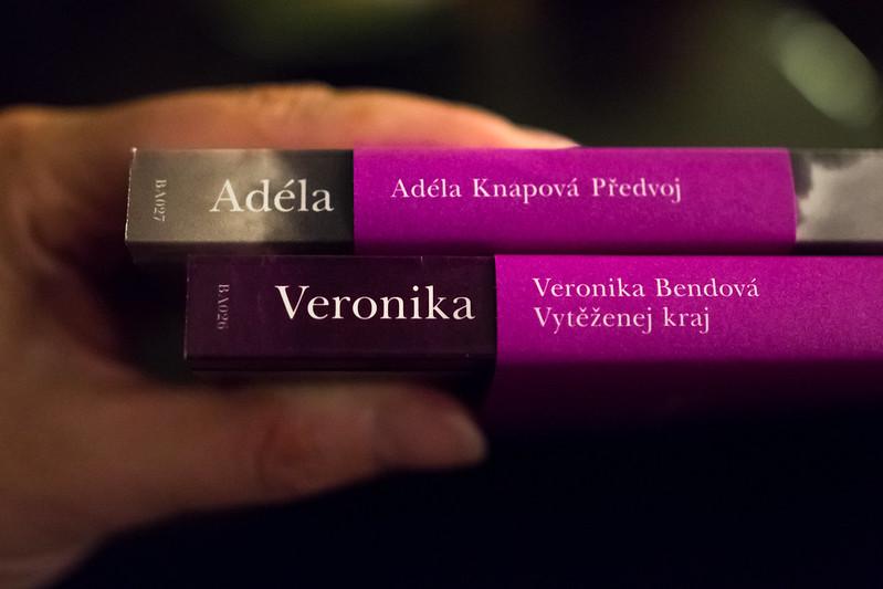 2019 10 08 Adéla Knapová, Předvoj & Veronika Bendová, Vytěženej kraj
