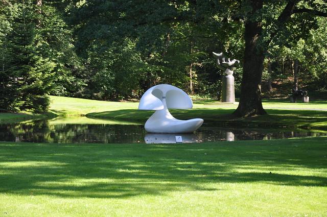Floating Sculpture, Otterlo