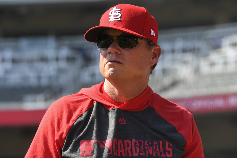 Mike Shildt。(達志影像資料照)