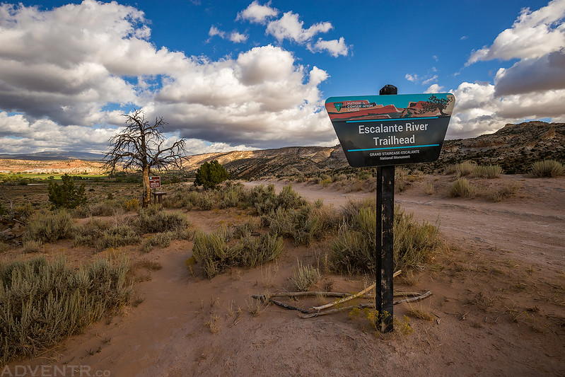 Escalante River Trailhead