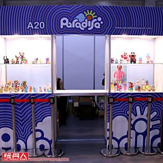 玩具探險隊【第十六屆 台北國際玩具創作大展】2019 Taipei Toy Festival 現場報導 PART 1