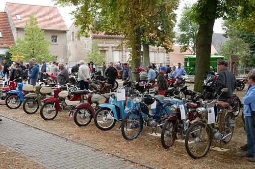 Stand der Ragower Motorradfreunde #2: Simsons