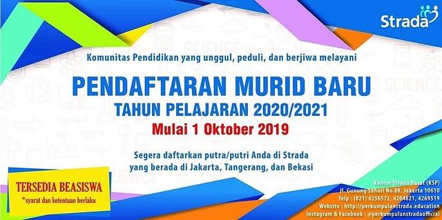 Penerimaan Murid Baru 2020 / 2021