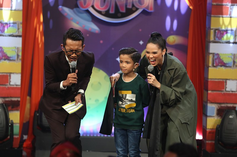 Danish, juara 'Raja Lawak Junior'