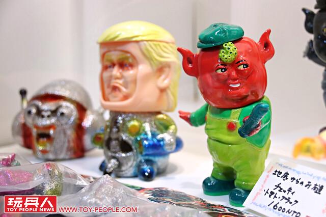 玩具探險隊【第十六屆 台北國際玩具創作大展】2019 Taipei Toy Festival 現場報導 PART 4