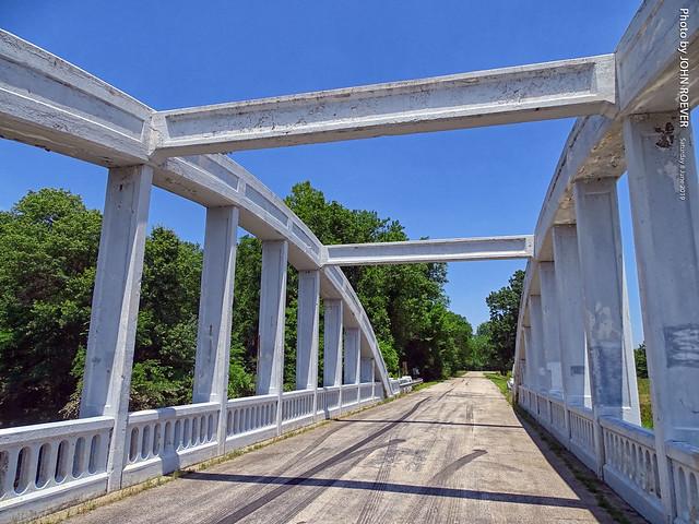 Rainbow Bridge on Route 66, 8 June 2019