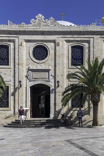 Eglise Angios Tetos church