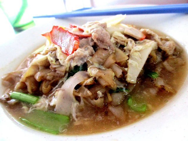 Ah Kau Cafe fried kwayteow 2