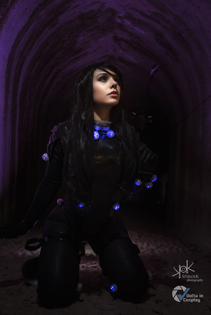Marzia Dell'Orso as Reika from Gantz, at ViC 2019, by SpirosK photography