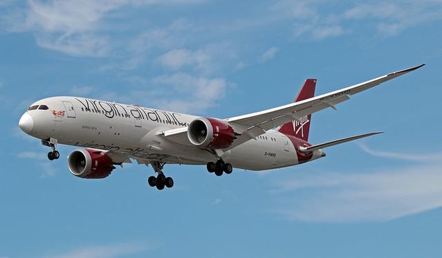 G-VWHO EGLL 05-07-2019 Virgin Atlantic Airways Boeing 787-9 Dreamliner CN 37971