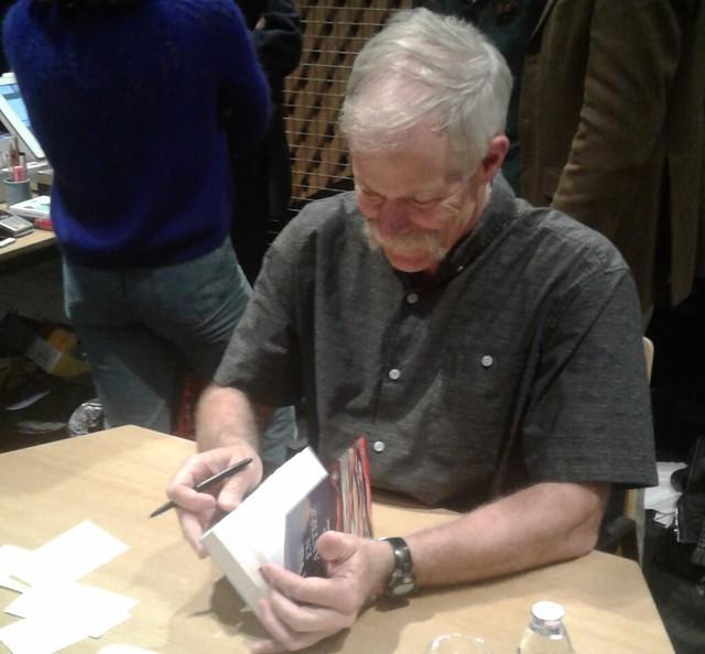 Pete Fromm à la librairie Mollat