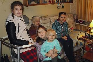 01.10.2019 | Поздравление пожилых людей движением