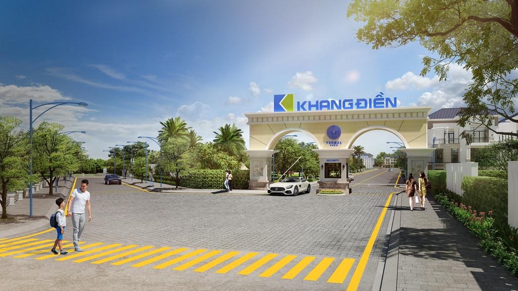 Verosa Park Khang Điền quận 9 – Tác tạo thanh âm hạnh phúc 3