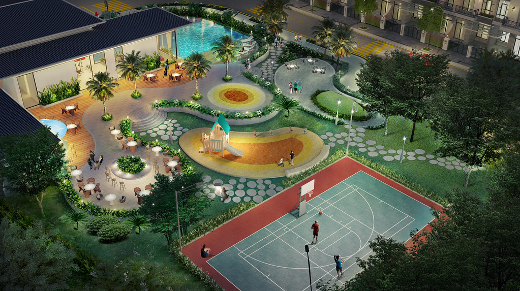 Verosa Park Khang Điền quận 9 – Tác tạo thanh âm hạnh phúc 6