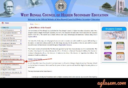 WB HS routine notice