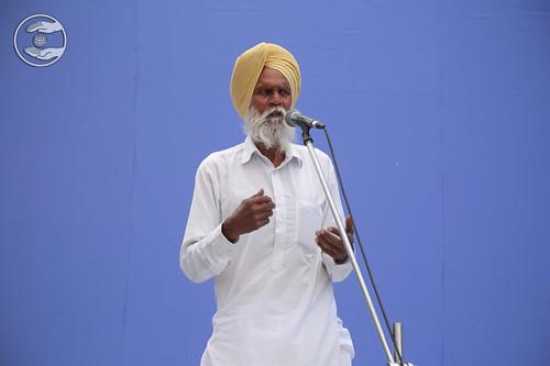 Punjabi Kavita by Karnail Singh Aziz, PB